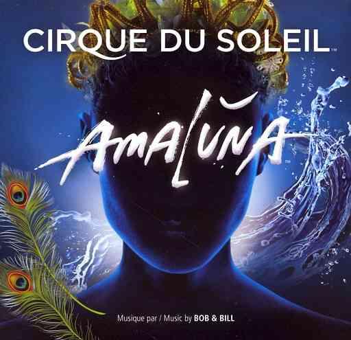 AMALUNA (OST) BY CIRQUE DU SOLEIL (CD)
