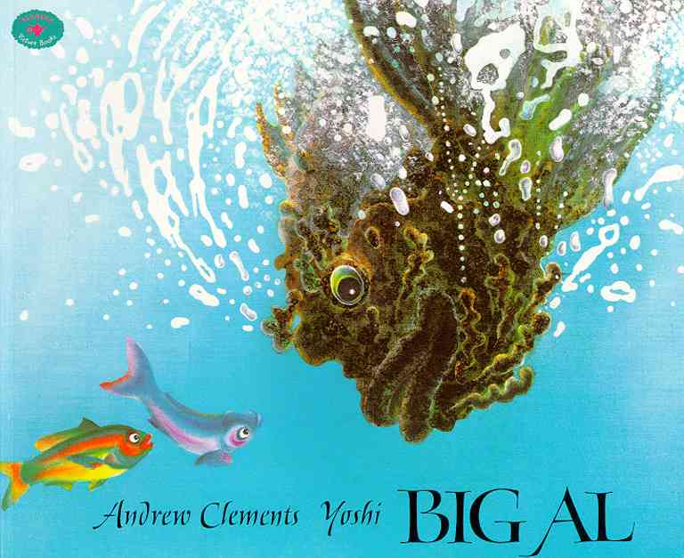 Big Al By Clements, Andrew/ Yoshi (ILT)